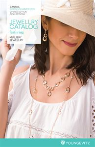 Picture of Youngevity Canada 25-Pack Jewellry Catalog Spring/Summer 2017